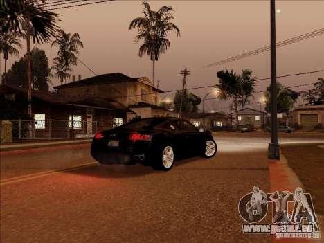 ENBSeries pour GTA San Andreas deuxième écran