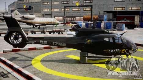 Eurocopter 130 B4 für GTA 4 Innenansicht