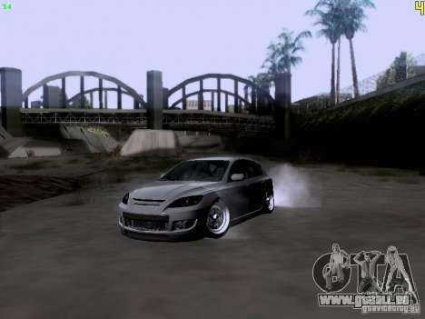Mazda Speed 3 Stance pour GTA San Andreas