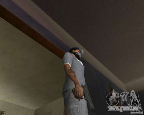 M9 pour GTA San Andreas