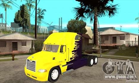 Mack pour GTA San Andreas laissé vue