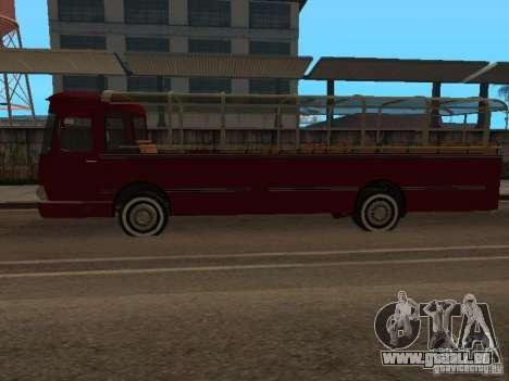 LIAZ 677 Ausflug für GTA San Andreas linke Ansicht