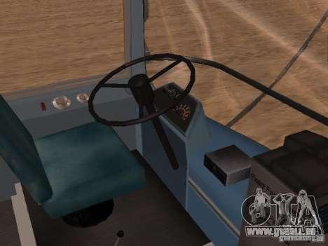 GM TDH-5303 für GTA San Andreas Innenansicht