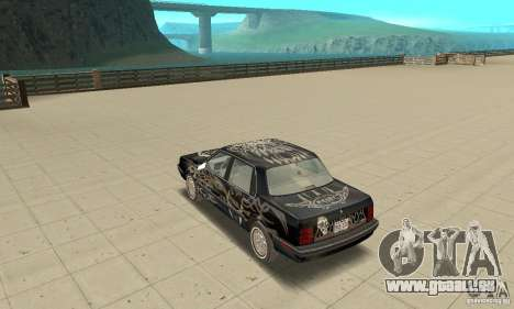 Oldsmobile Cutlass Ciera 1993 pour GTA San Andreas