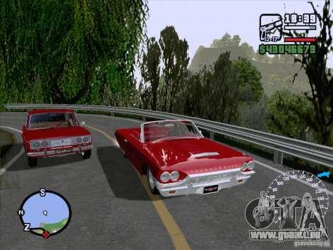 ENB Series v1.5 Realistic für GTA San Andreas sechsten Screenshot