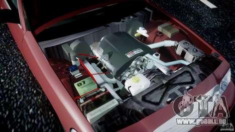 Ford Crown Victoria 2003 v.2 Civil für GTA 4 obere Ansicht