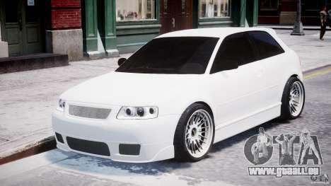 Audi A3 Tuning für GTA 4
