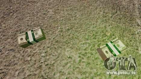 100 dollar bills réserve fédérale des États-Unis pour GTA 4 secondes d'écran