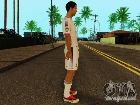 Cristiano Ronaldo-v1 für GTA San Andreas zweiten Screenshot