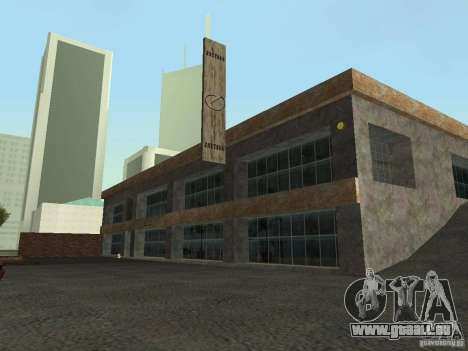 IMW Old Zastava Car Showroom pour GTA San Andreas
