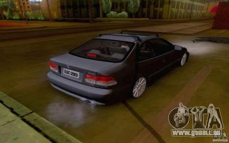 Honda Civic 1999 pour GTA San Andreas vue de droite
