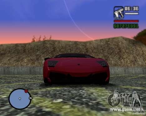 Enb series by LeRxaR pour GTA San Andreas troisième écran