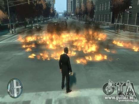 Intense Fire Mod pour GTA 4