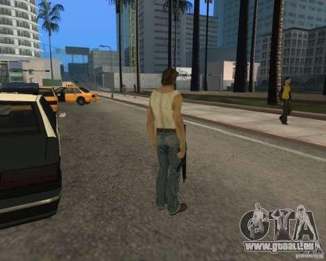 Haut Wolwerine für GTA San Andreas dritten Screenshot