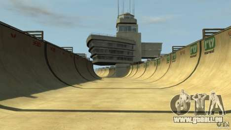 New Map Mod für GTA 4 Sekunden Bildschirm
