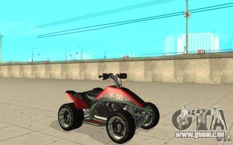 Powerquad_by-peau 2-MF Woofi pour GTA San Andreas