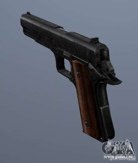 M1911 für GTA San Andreas zweiten Screenshot