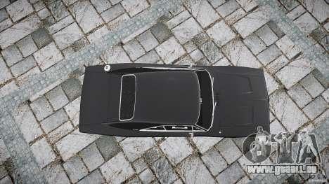 Dodge Charger RT 1969 für GTA 4 Innenansicht