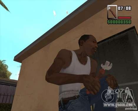 Öffner für GTA San Andreas