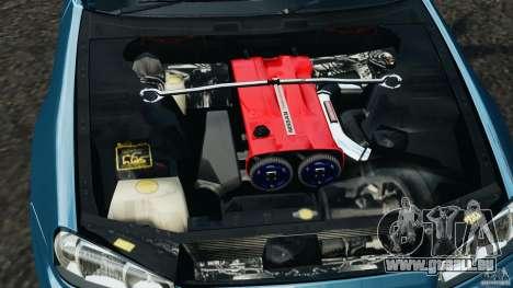 Nissan Skyline GT-R R34 2002 v1.0 für GTA 4 obere Ansicht