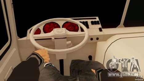 GROOVE-32053 für GTA San Andreas zurück linke Ansicht