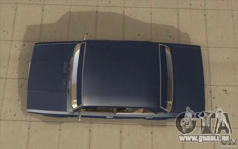 Lada VAZ-2107 rue dérive à l'écoute pour GTA San Andreas vue de droite
