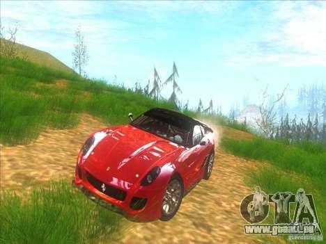 Ferrari 599XX pour GTA San Andreas