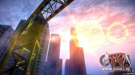 Advanced Graphic Mod 1.0 pour GTA San Andreas