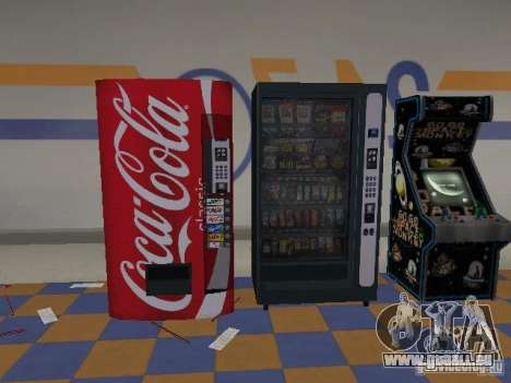 HD Machines v1 für GTA San Andreas
