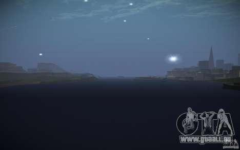 HD Water v4 Final pour GTA San Andreas cinquième écran