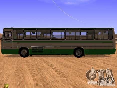 Ikarus C63 für GTA San Andreas linke Ansicht