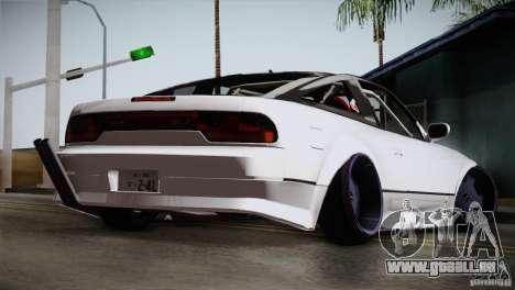 Nissan 240SX pour GTA San Andreas vue de droite