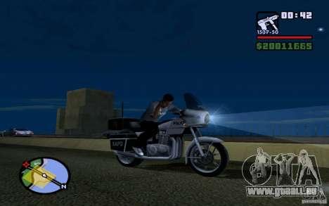 LG Optimus X2 für GTA San Andreas dritten Screenshot