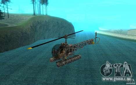 Sea Bell H13 für GTA San Andreas