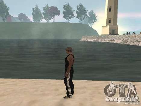 Wählen Sie jedem Wetter für GTA San Andreas siebten Screenshot