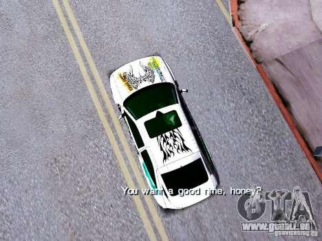Ford Escort RS 92 Hella pour GTA San Andreas vue de droite