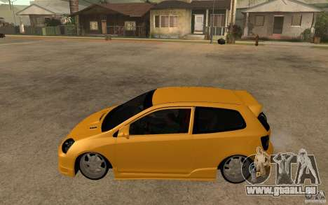 Honda Civic Type-R EP3 für GTA San Andreas linke Ansicht