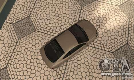 Acura RSX New für GTA San Andreas Rückansicht