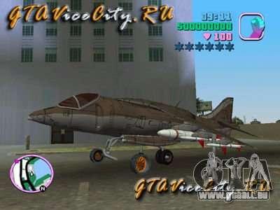 Harrier pour GTA Vice City
