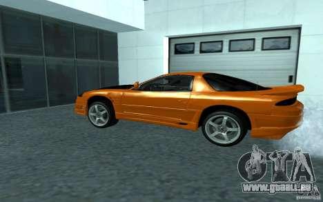 Mitsubishi 3000GT für GTA San Andreas linke Ansicht