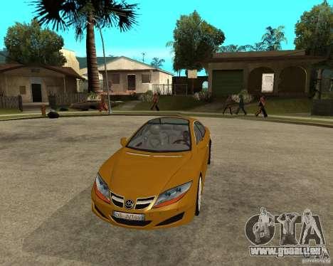VC Viola II pour GTA San Andreas vue arrière