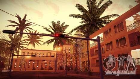 HD Trees pour GTA San Andreas quatrième écran