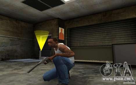 Barreta M9 and Barreta M9 Silenced pour GTA San Andreas deuxième écran