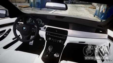 BMW M5 F10 2012 für GTA 4 rechte Ansicht