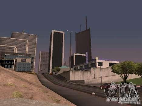 Weather manager pour GTA San Andreas cinquième écran