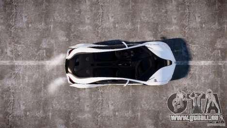 BMW Vision Efficient Dynamics 2012 pour GTA 4 est un droit