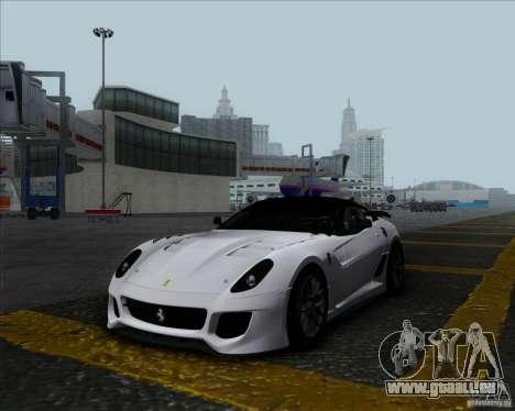 Ferrari Challenge-2009 599XX pour GTA San Andreas