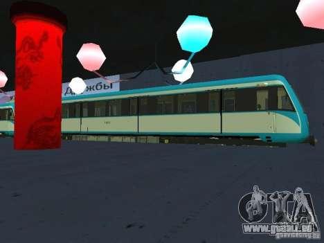 Greatland-Grèjtlènd v0.1 pour GTA San Andreas cinquième écran