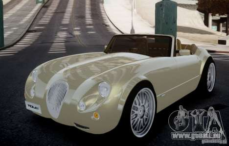 Wiesmann MF3 Roadster Final pour GTA 4