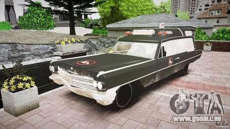 Cadillac Wildlife Control für GTA 4 hinten links Ansicht